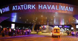 Turkish city of Istanbul Ataturk International Airport Attack