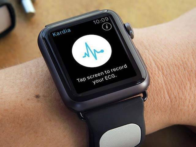 Apple plans to the ECG to measure the Ring