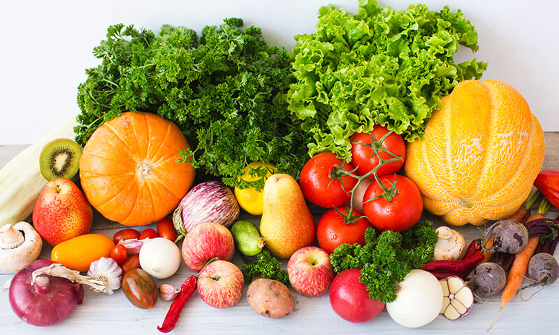 Fruits and vegetables are good for joints Diseases