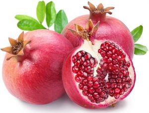 Attempt the pomegranate