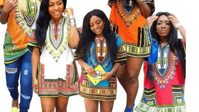 African Fabrics 101 Dashiki of Wholesale Classic