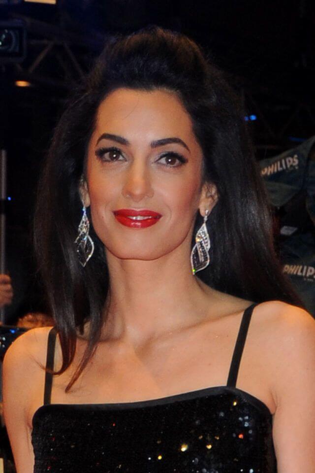 Amal Clooney Best Looks