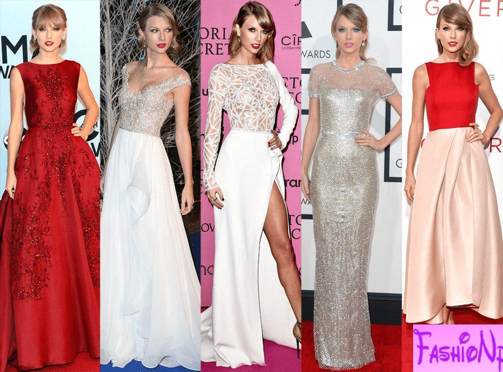 Taylor Swift Style Dress