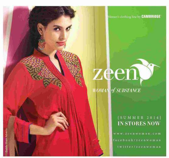 Zeen-Lawn Collection