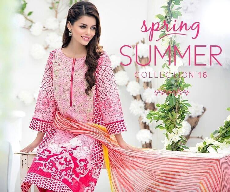 Zeen Lawn Eid UL Adha Festive Collection 2016-2017
