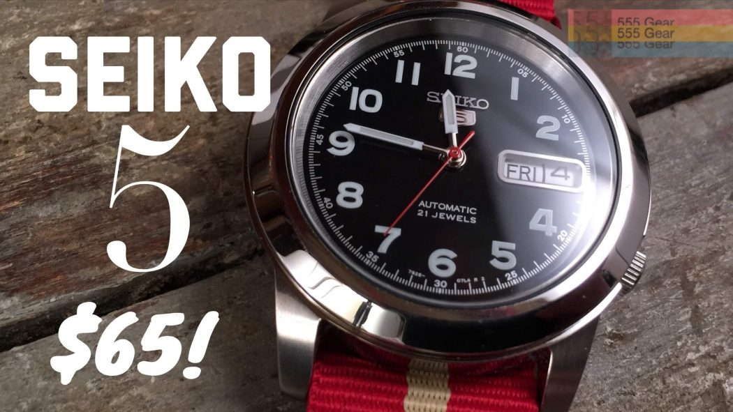 seiko 5 superior automatic 23 jew