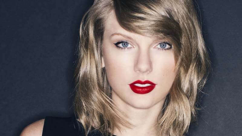 Taylor Swift Forbes list of Highest Paid Female Artists