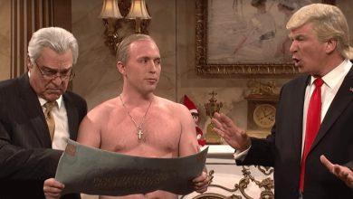 Donald Trump Gets Surprise visit Vladimir Putin