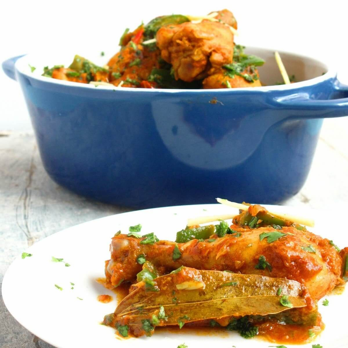 Karahi Ginger Chicken Full Recipes