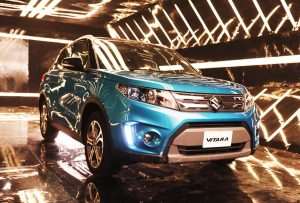 New Suzuki Vitara Introduced in Pakistan
