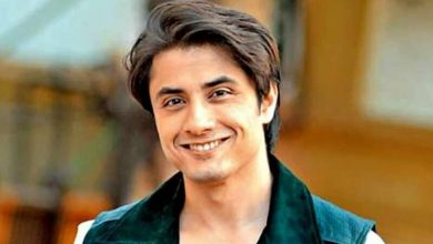 Movies include Dying Ali Zafar song was Exposed