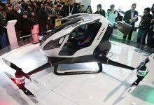 Passengers will travel on the Drones in Dubai