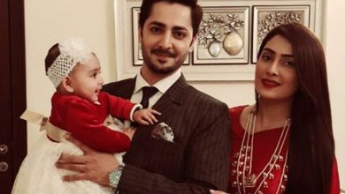 Favorite Ayeza Khan and Danish Taimoor Blessed with Baby Boy
