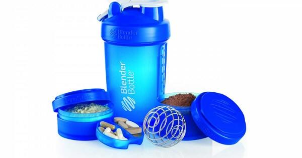 20 best protein shaker bottles you can buy online 20 Best Protein Shaker Bottles You Can Buy Online Blender Bottle Pro Stak